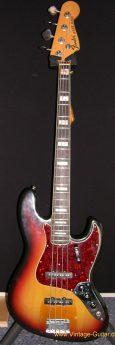 Fender Jazzbass 1970 sunburst a