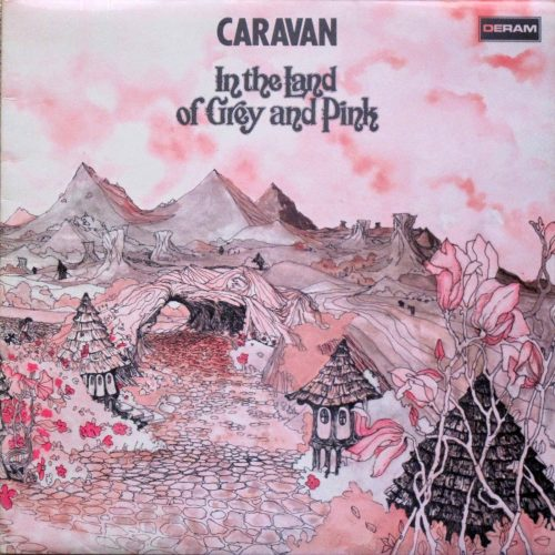 In The Land Of Grey And PinkCaravan